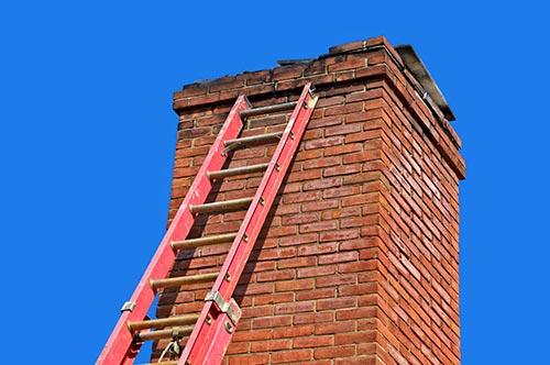 Minor Chimney Masonry Repair Concord Nh Soot Solutions